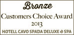 bronze customer choice award